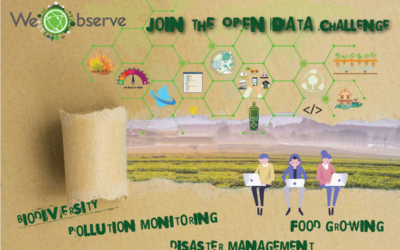 WeObserve project launches Open Data Challenge