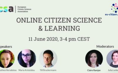 Lets talk about learning and education in Citizen Science