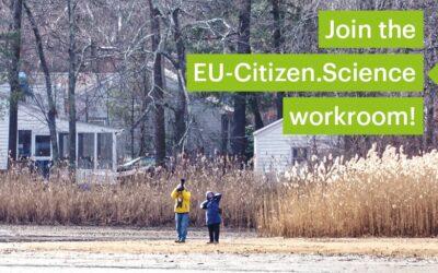 EU-Citizen.Science workroom, 21, 29 June and 6 July