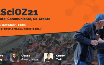 CitSciOZ21 virtual conference, 27 – 29 October 2021